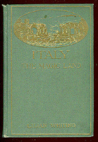 Large book cover: Italy: The Magic Land