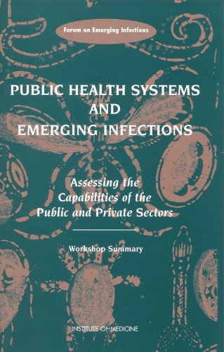 Large book cover: Public Health Systems and Emerging Infections