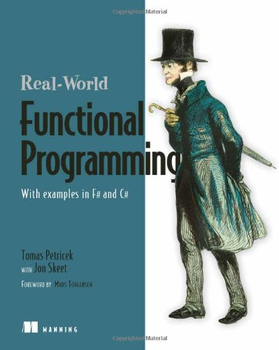Large book cover: Real World Functional Programming
