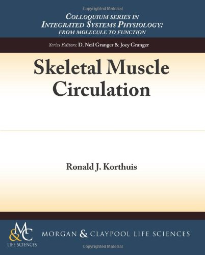 Large book cover: Skeletal Muscle Circulation