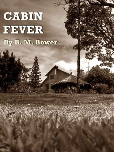 Large book cover: Cabin Fever