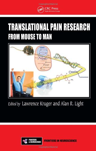 Large book cover: Translational Pain Research: From Mouse to Man