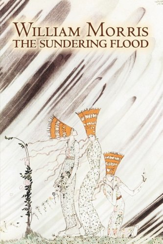 Large book cover: The Sundering Flood