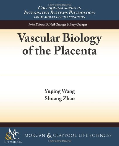 Large book cover: Vascular Biology of the Placenta