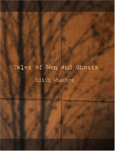 Large book cover: Tales of Men and Ghosts