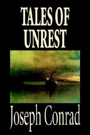 Large book cover: Tales of Unrest