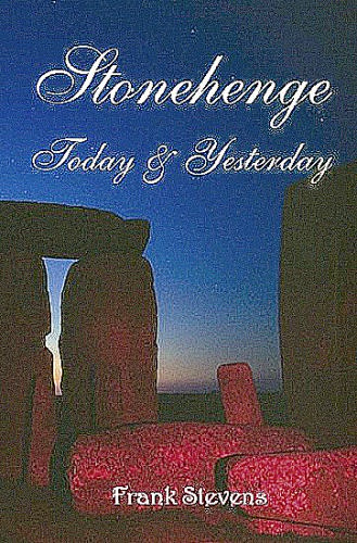 Large book cover: Stonehenge: Today and Yesterday