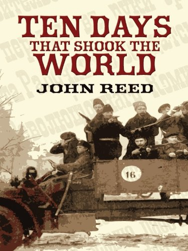 Large book cover: Ten Days That Shook the World