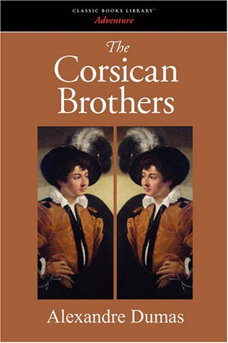 Large book cover: The Corsican Brothers