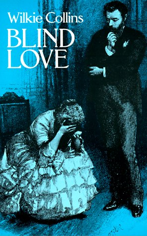 Large book cover: Blind Love