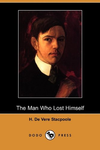 Large book cover: The Man Who Lost Himself