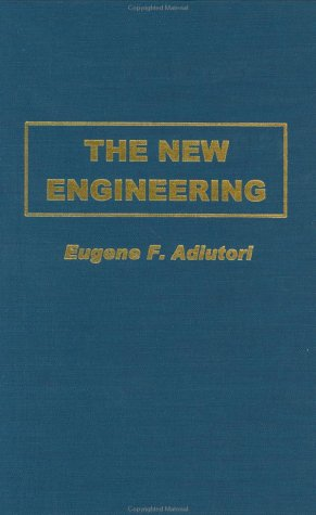 Large book cover: The New Engineering