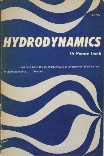 Large book cover: Hydrodynamics