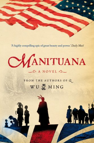 Large book cover: Manituana