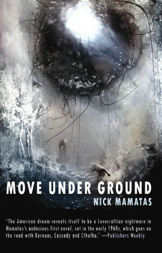 Large book cover: Move Under Ground