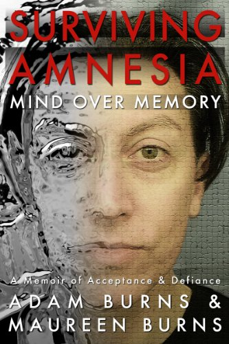 Large book cover: Surviving Amnesia: Mind Over Memory