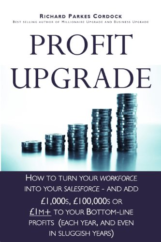Large book cover: Profit Upgrade