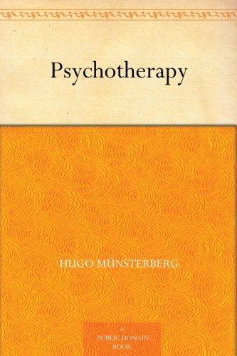Large book cover: Psychotherapy