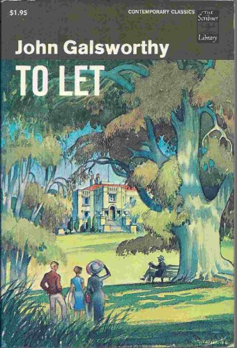 Large book cover: To Let