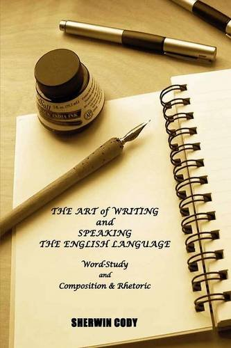 Large book cover: The Art of Writing and Speaking the English Language