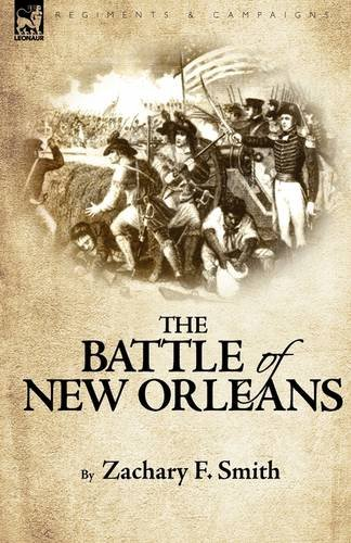 Large book cover: The Battle of New Orleans