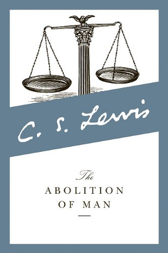 Large book cover: The Abolition of Man