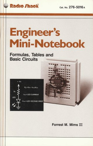 Large book cover: Engineer's Mini-Notebook: Formulas, Tables and Basic Circuits
