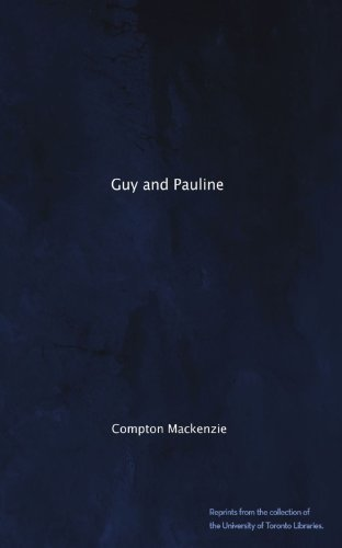 Large book cover: Guy and Pauline