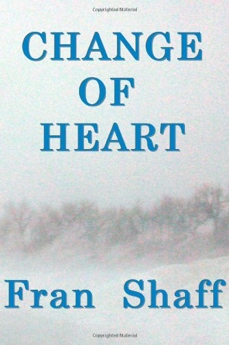 Large book cover: Change of Heart