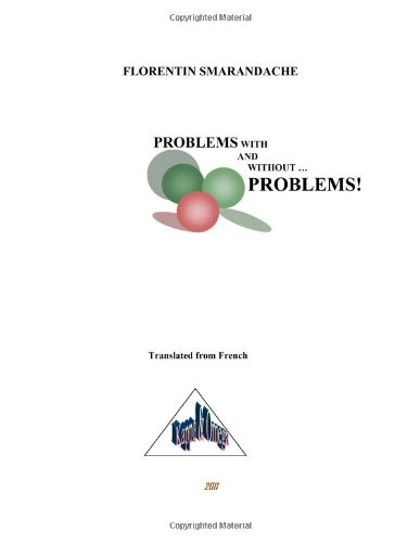 Large book cover: Problems with and Without ... Problems!