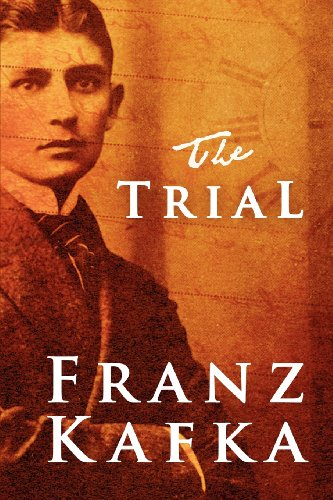 Large book cover: The Trial