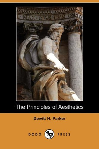 Large book cover: The Principles of Aesthetics