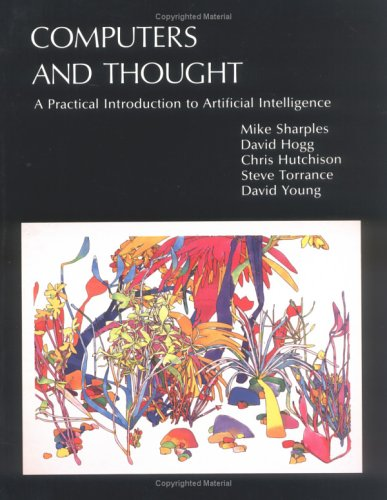 Large book cover: Computers and Thought: A practical Introduction to Artificial Intelligence