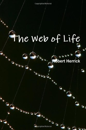 Large book cover: The Web of Life