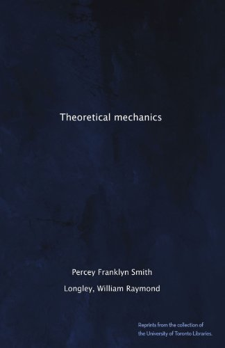 Large book cover: Theoretical Mechanics