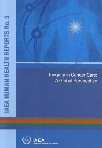 Large book cover: Inequity in Cancer Care: A Global Perspective