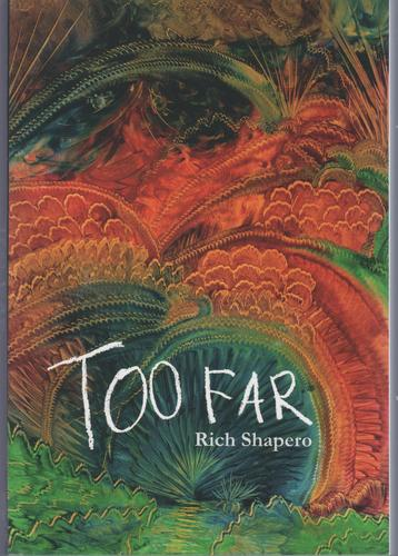 Large book cover: Too Far
