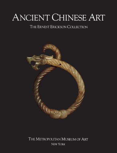 Large book cover: Ancient Chinese Art