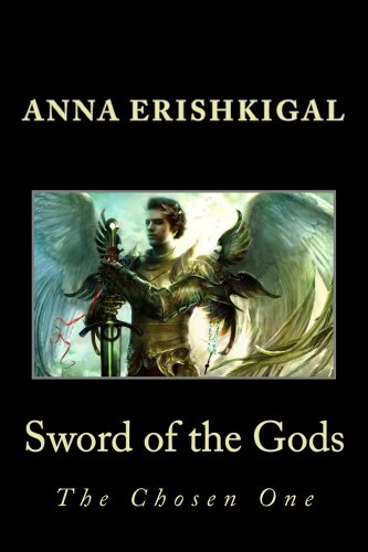 Large book cover: Sword of the Gods: The Chosen One