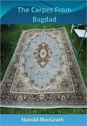 Large book cover: The Carpet from Bagdad