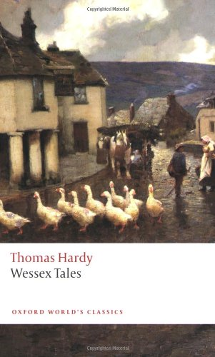 Large book cover: Wessex Tales