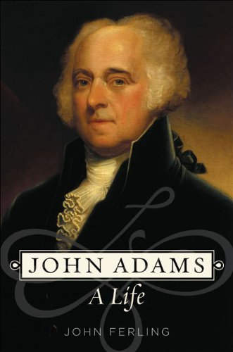 Large book cover: John Adams: A Life