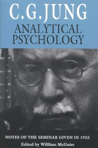 Large book cover: Analytical Psychology
