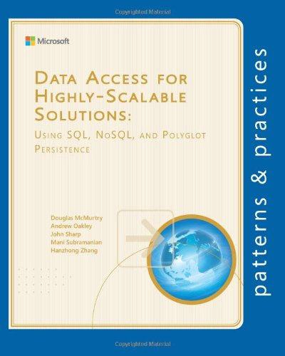 Large book cover: Data Access for Highly-Scalable Solutions: Using SQL, NoSQL, and Polyglot Persistence