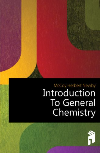 Large book cover: Introduction to General Chemistry