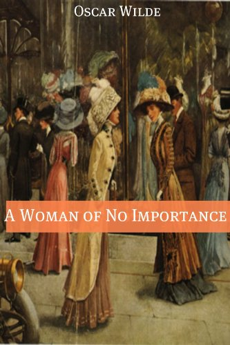 Large book cover: A Woman of No Importance