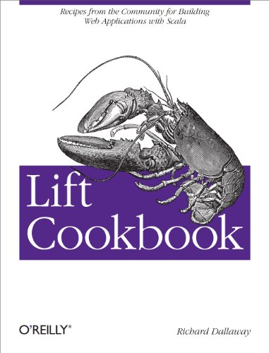 Large book cover: Lift Cookbook