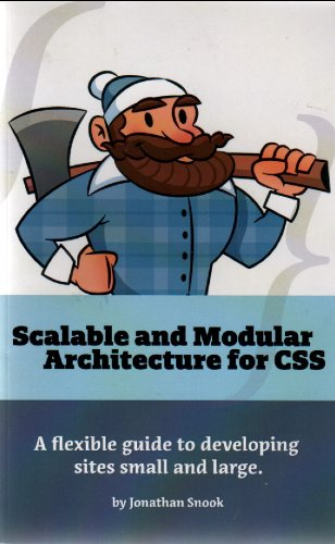 Large book cover: Scalable and Modular Architecture for CSS