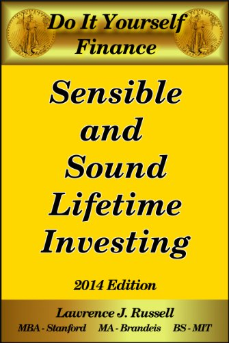 Large book cover: Sensible and Sound Lifetime Investing