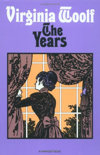 Large book cover: The Years